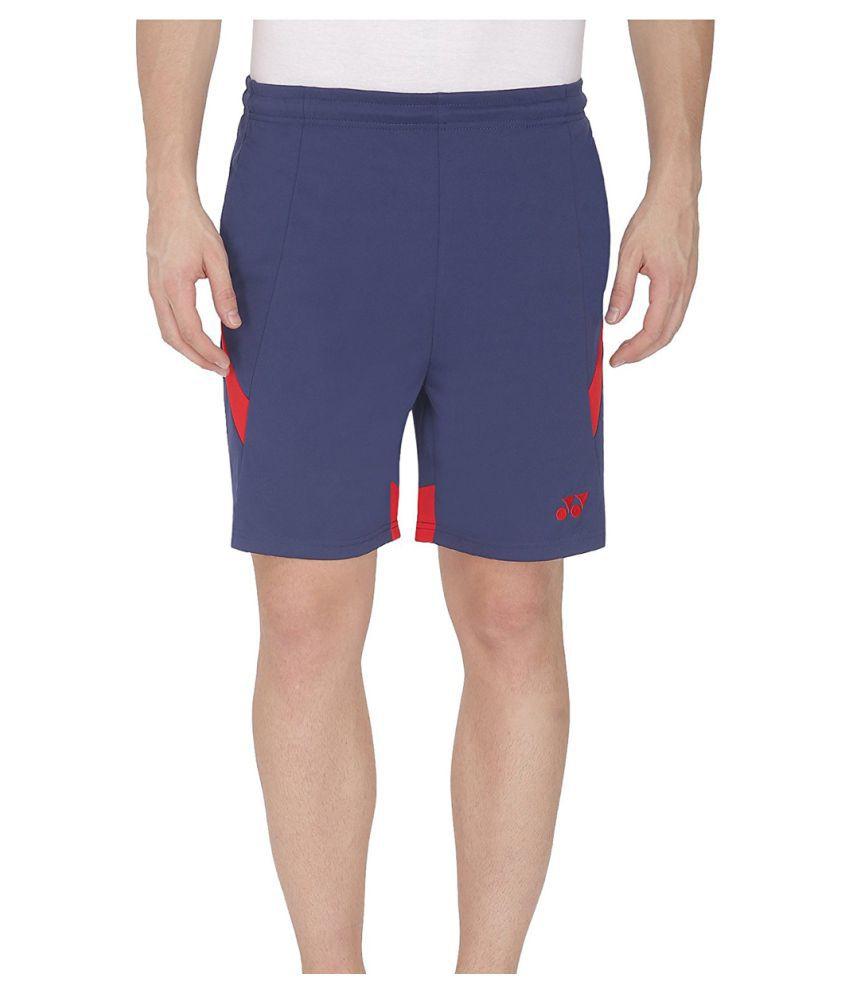 Yonex Badminton Blue Shorts