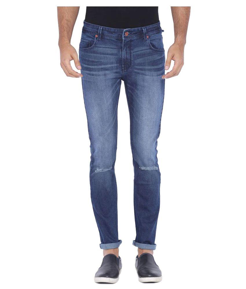 Blue Saint Blue Slim Jeans