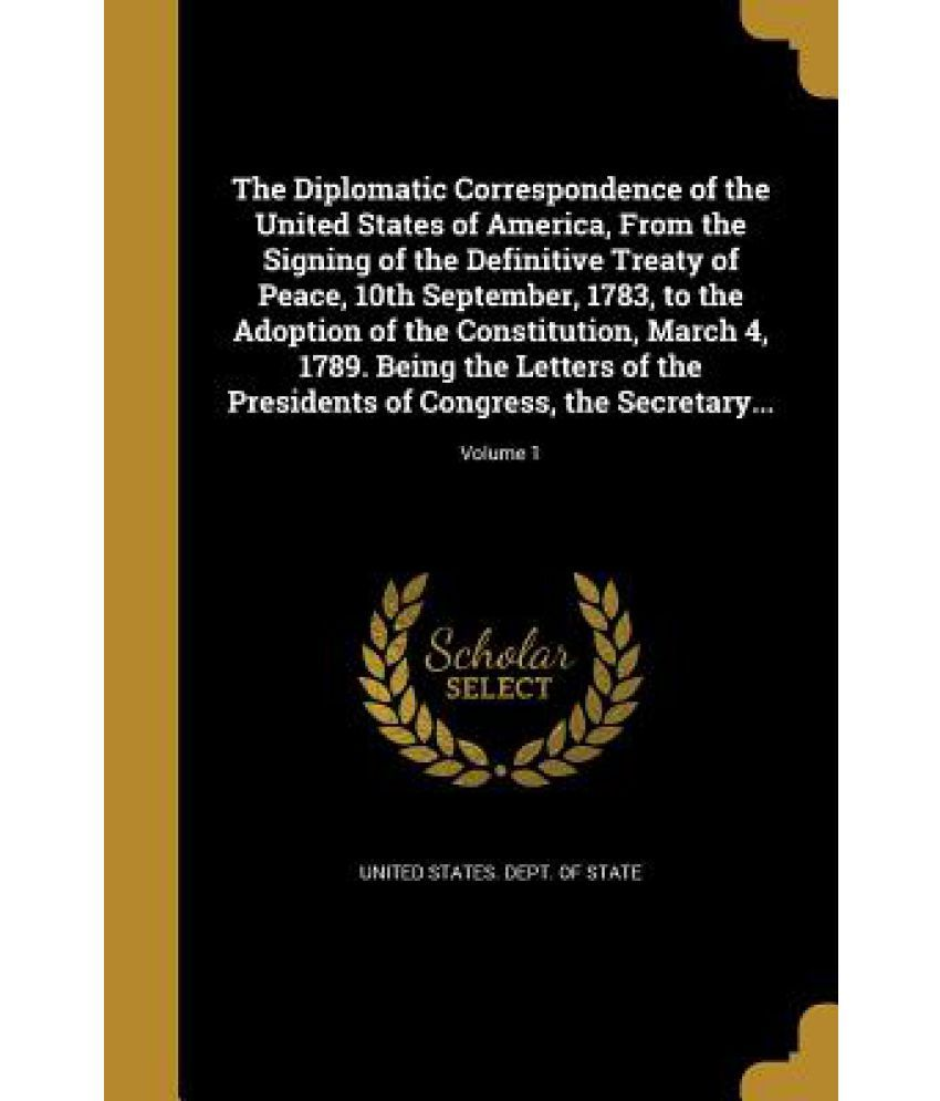 diplomatic correspondence Volume: 9 author: jared sparks category: uk and ireland length: 581 pages year: 1829.