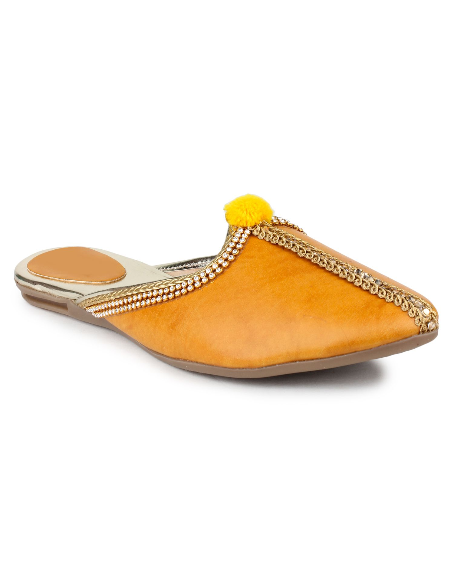 Do Bhai Yellow Flat Flats
