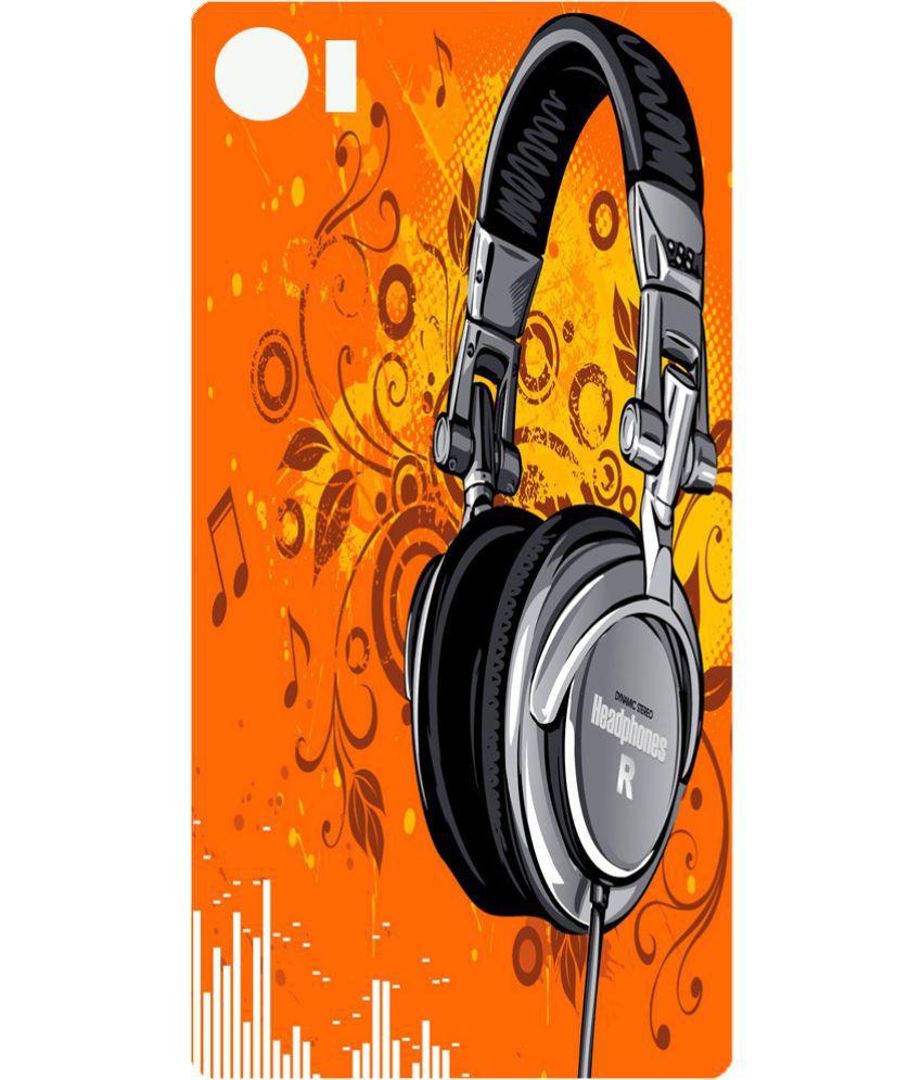 Intex Aqua Lion 3G Printed Cover By BuyFeb