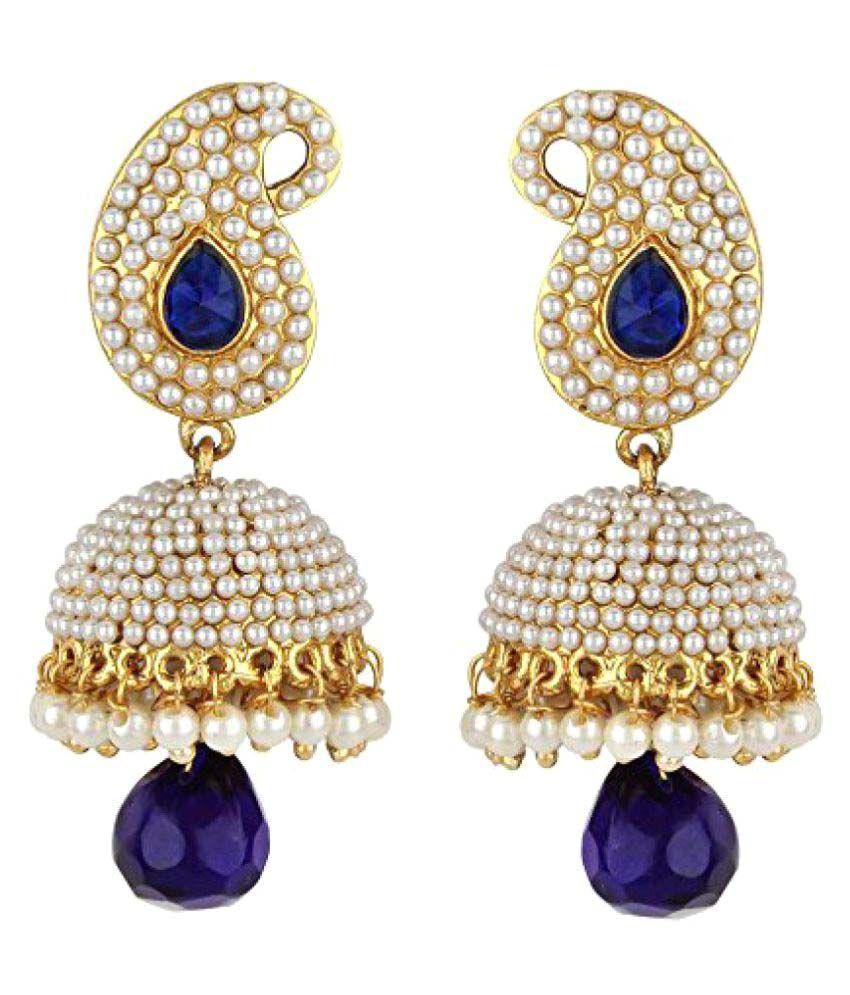 Penny Jewels Designer Fancy Earring
