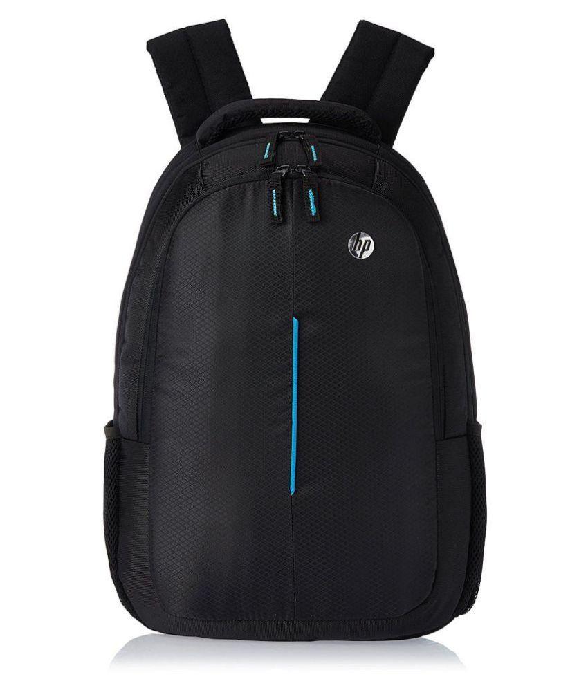 HP Black Backpack