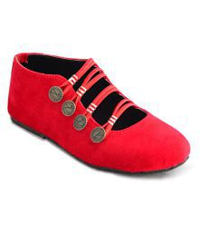 Step India Pink Casual Shoes