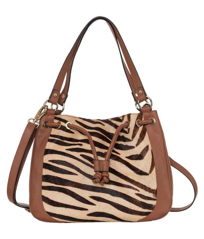 Klasse Multi Pure Leather Sling Bag - Buy Klasse Multi Pure ...