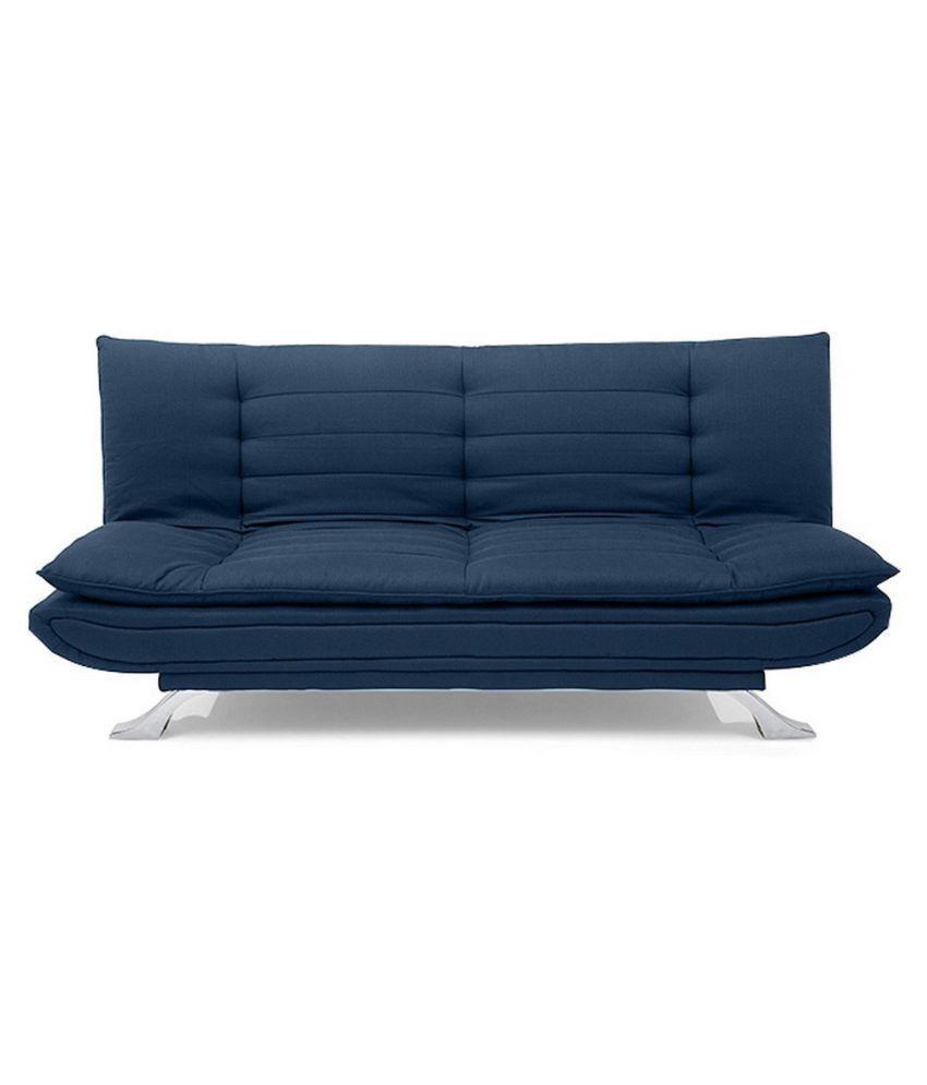 Space Interior Fabric Sofa Cum Bed