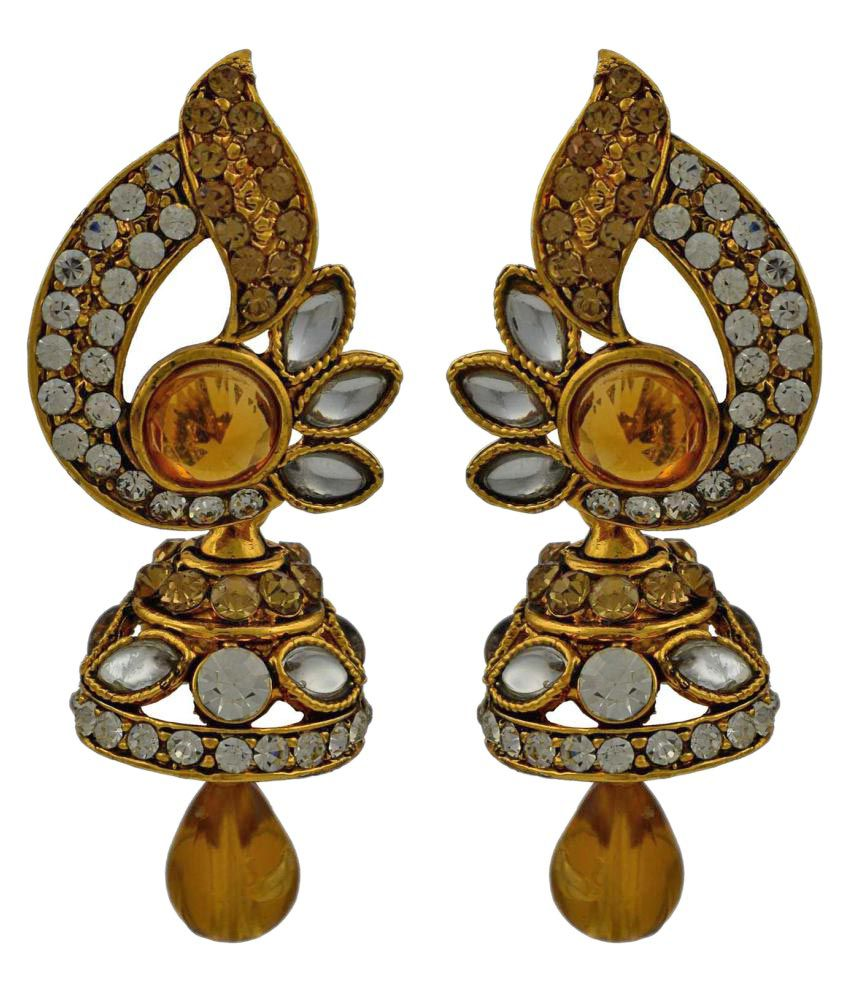 High Trendz Stylish Traditionl Ethinic Jhumki