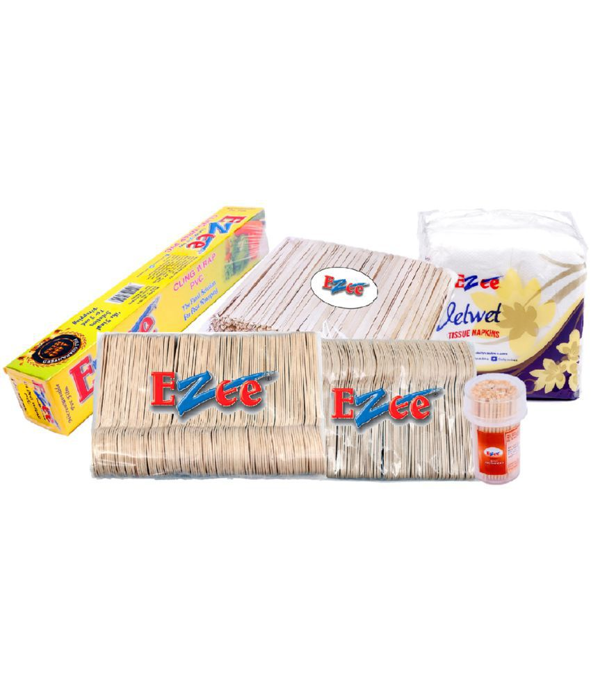 Ezee Plastic Food Wrapping Paper