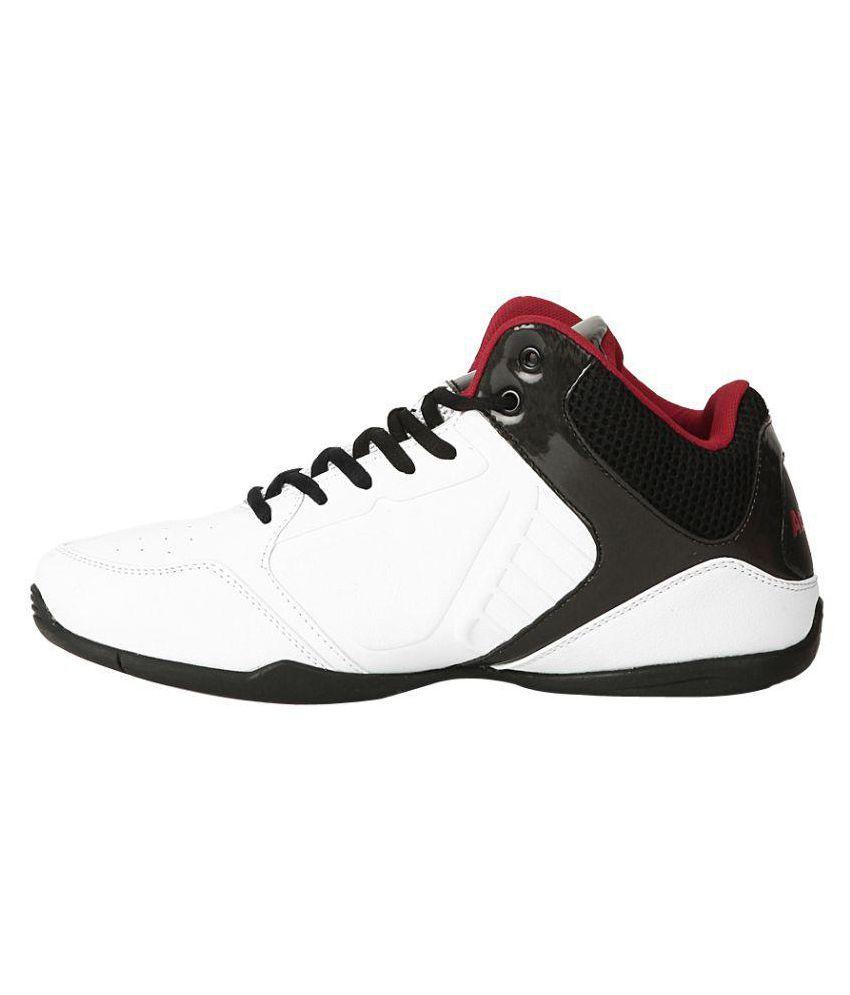fadfeab24ae7 Admiral Karl White Basketball Shoes - Buy Admiral Karl White ...
