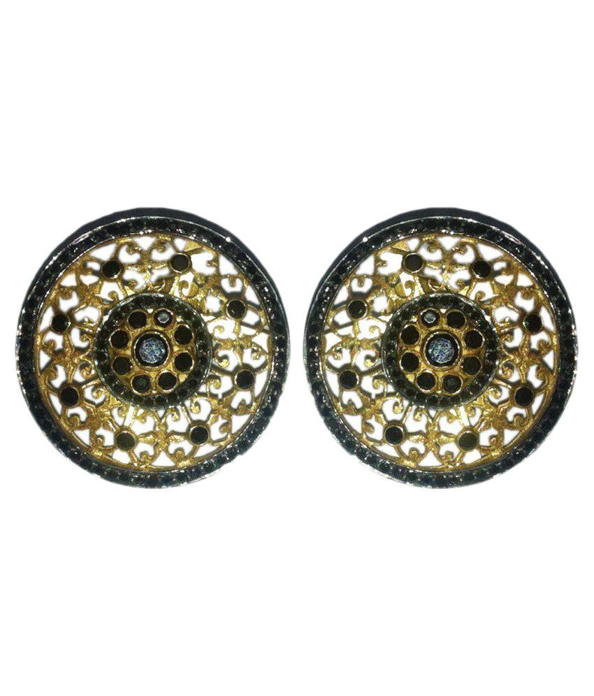Gehna 92.5 Silver Spinel Studs