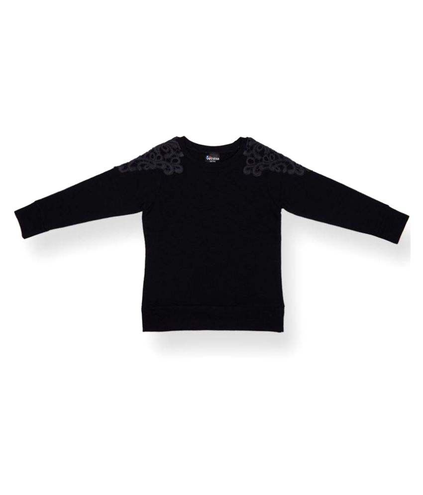 Ventra Black Sweatshirts