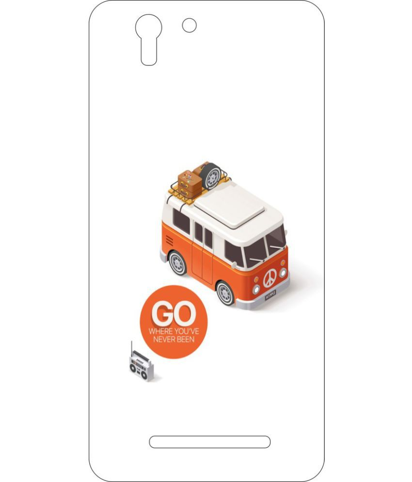Gionee F103 Printed Cover By Go Hooked