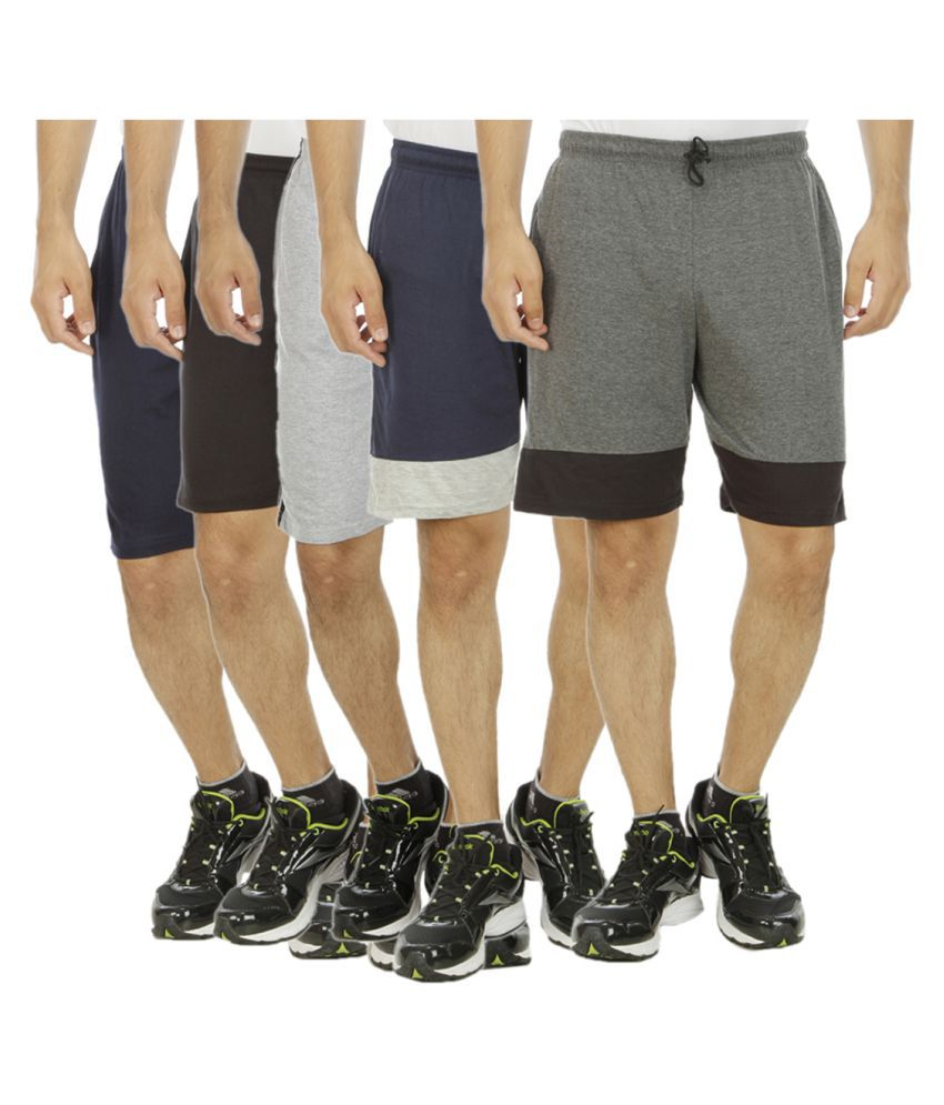 Hardys Collection Multi Shorts Pack of 5