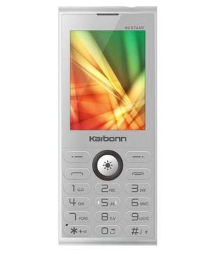 Karbonn K9 Staar 35 MB White