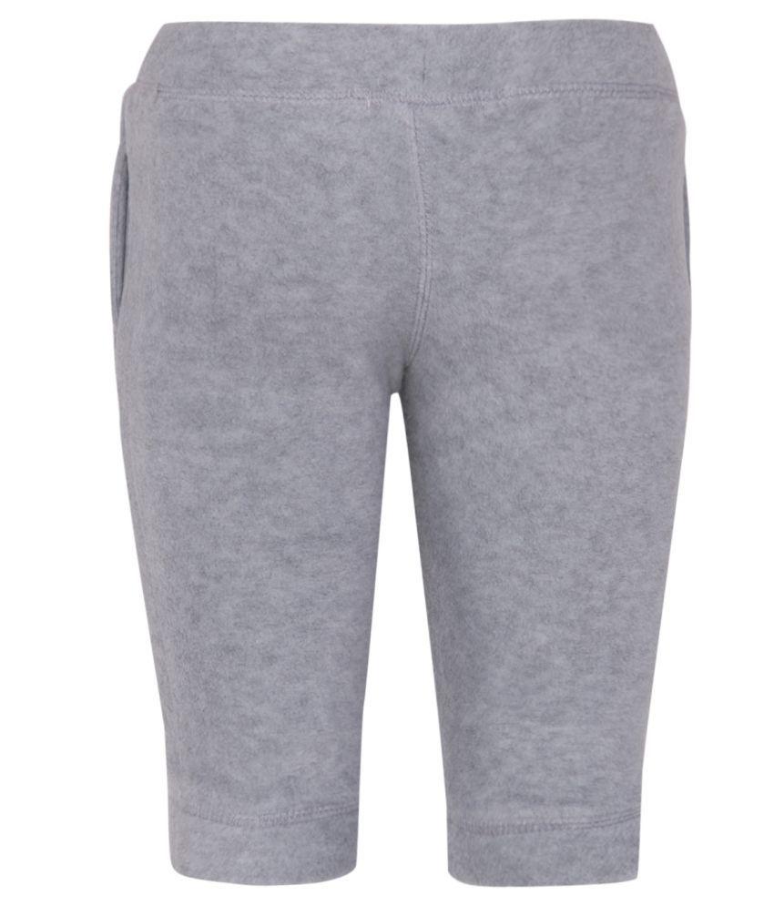 Fox Grey Trackpants for Babies