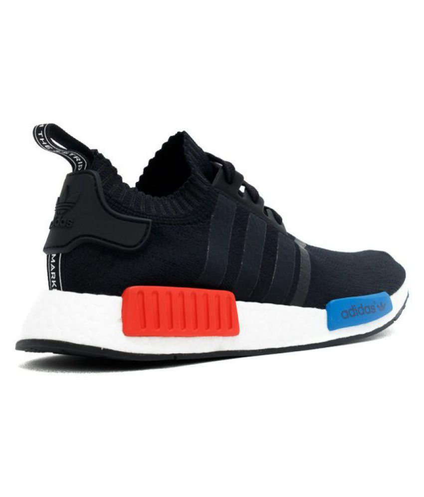 da71711f8 Adidas NMD Runner PK Black Running Shoes - Buy Adidas NMD Runner PK ...