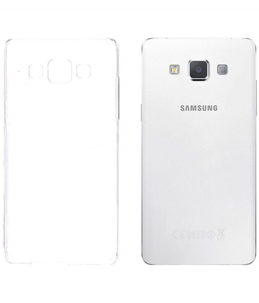Samsung Galaxy A5 Plain Cases RKA   Transparent