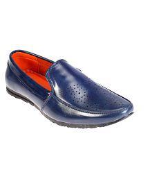Khadim's Navy Blue Casual Shoe