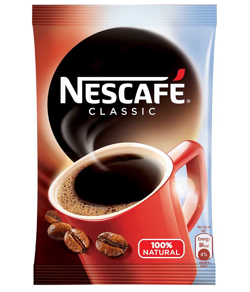nescafe in india Nestle india has brought about a change in packaging of three of their most  iconic brands, maggi, nescafe and kitkat to support girl child.