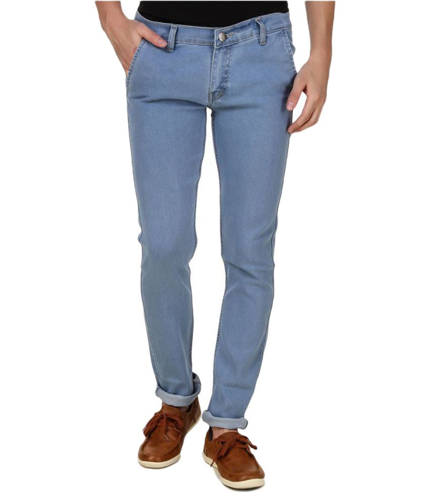 Haltung Light Blue Slim Jeans
