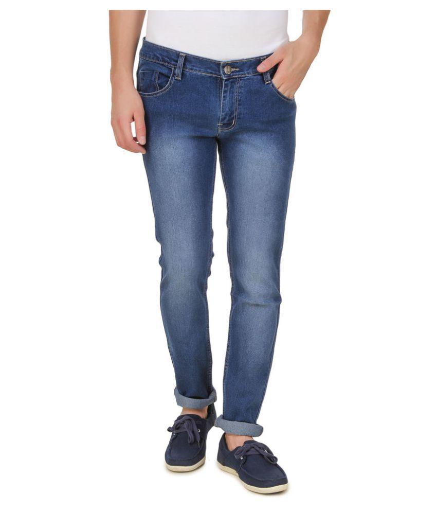 Haltung Dark Blue Slim Jeans