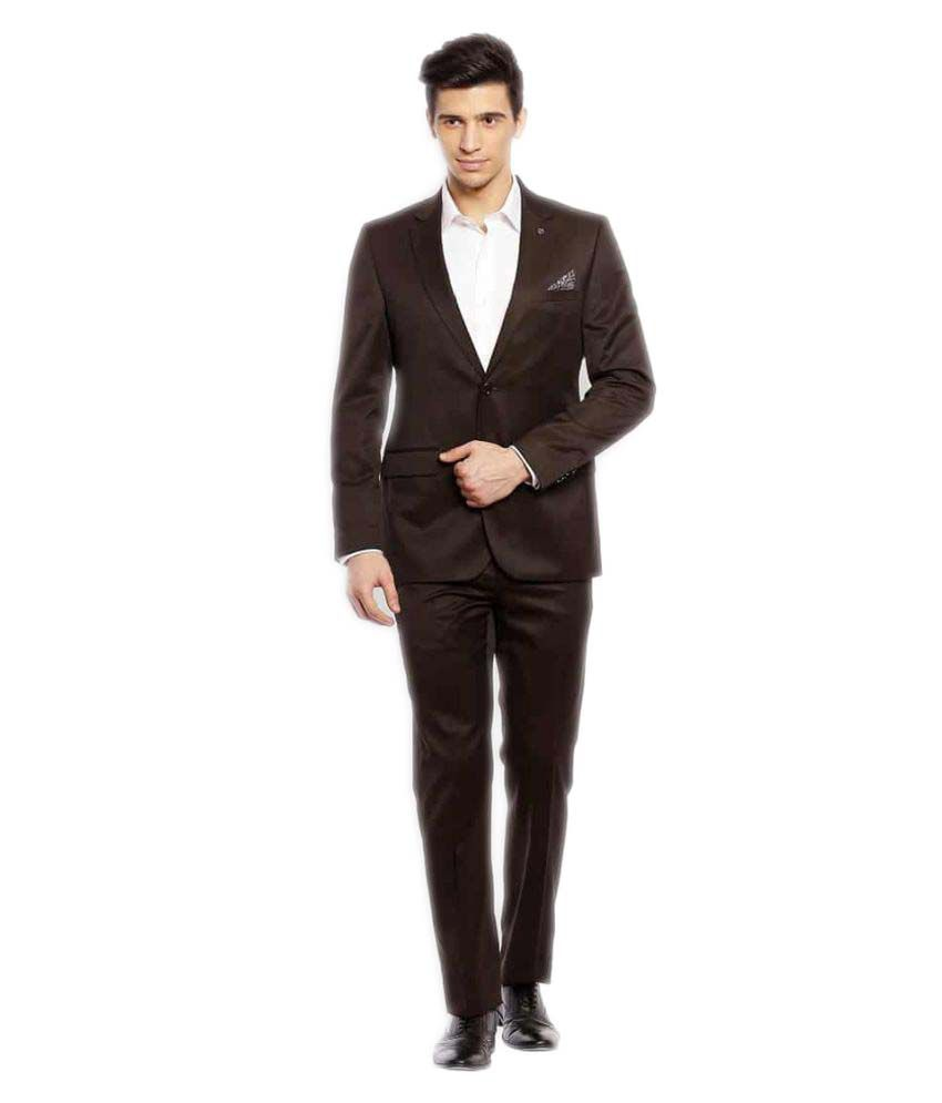 Raymond Brown Solid Formal Blazers