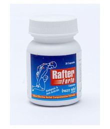 RAFTER FORTE Cap HERBAL SUPPLEMENT FOR JOINTS 30 CAP 500MG Capsule 500 Mg