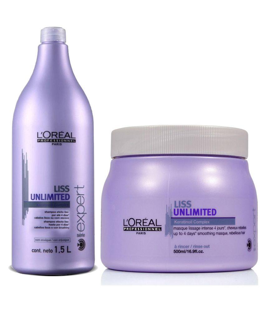 Loreal Professionnel Liss Unlimited Shampoo Stations 2000 ml 500 ml Masque    1500 ml  Buy Loreal Professionnel Liss Unlimited Shampoo Stations 2000 ml  500 ... df0385fd2a2