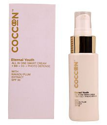 Coccoon Eternal Youth All In 1 Day Cream 50 Gm