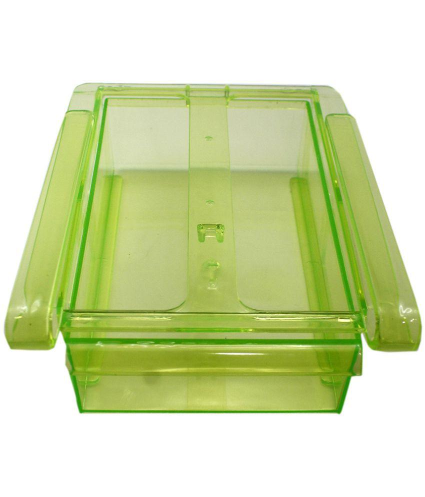 Shopizone Fridge basket Polycarbonate Food Container Set of 1