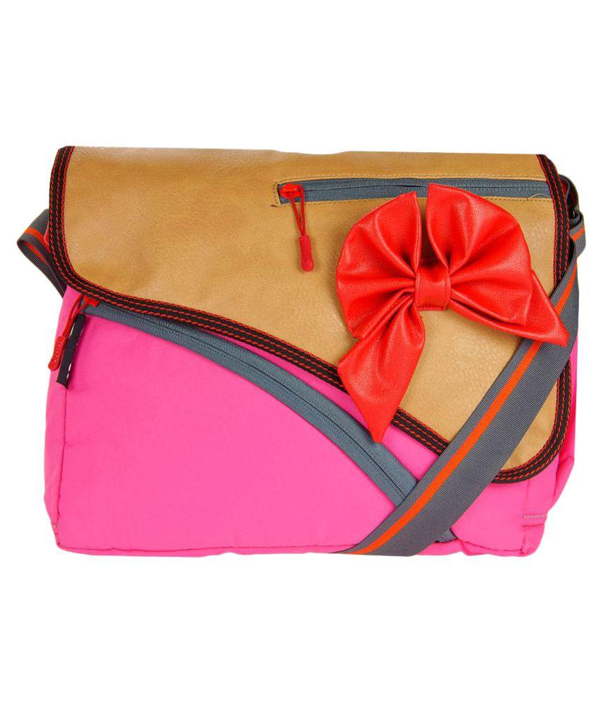 JGShoppe Multi Polyster Sling Bag