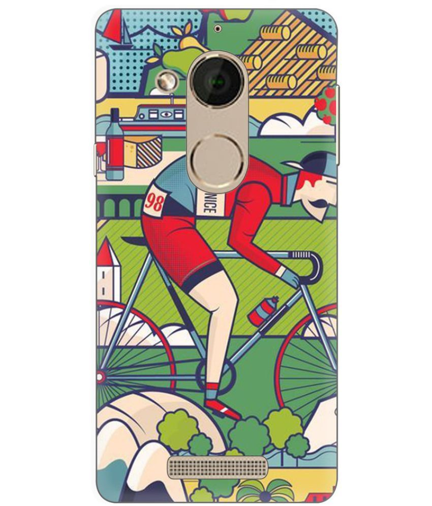 Coolpad Note 5 Printed Cover By Knotyy