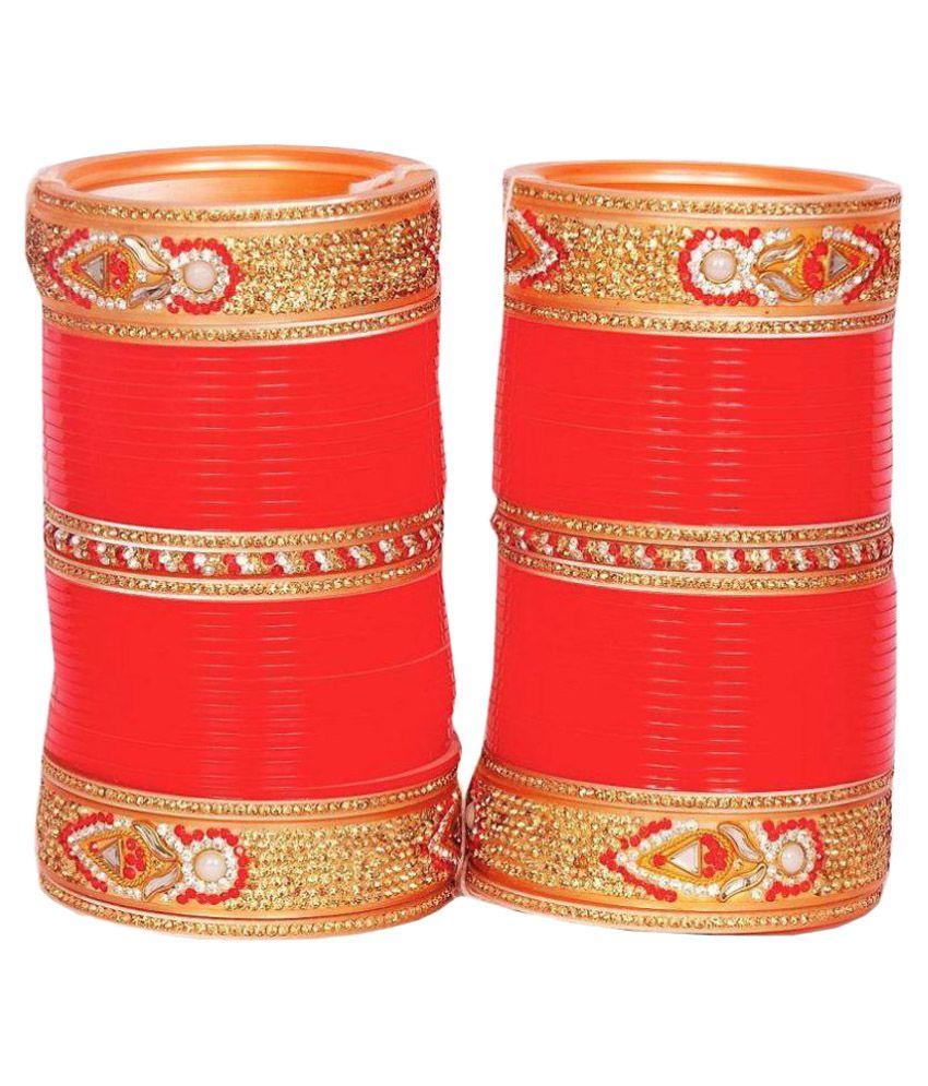 Sada Suhagan Multicolor Bridal Chura