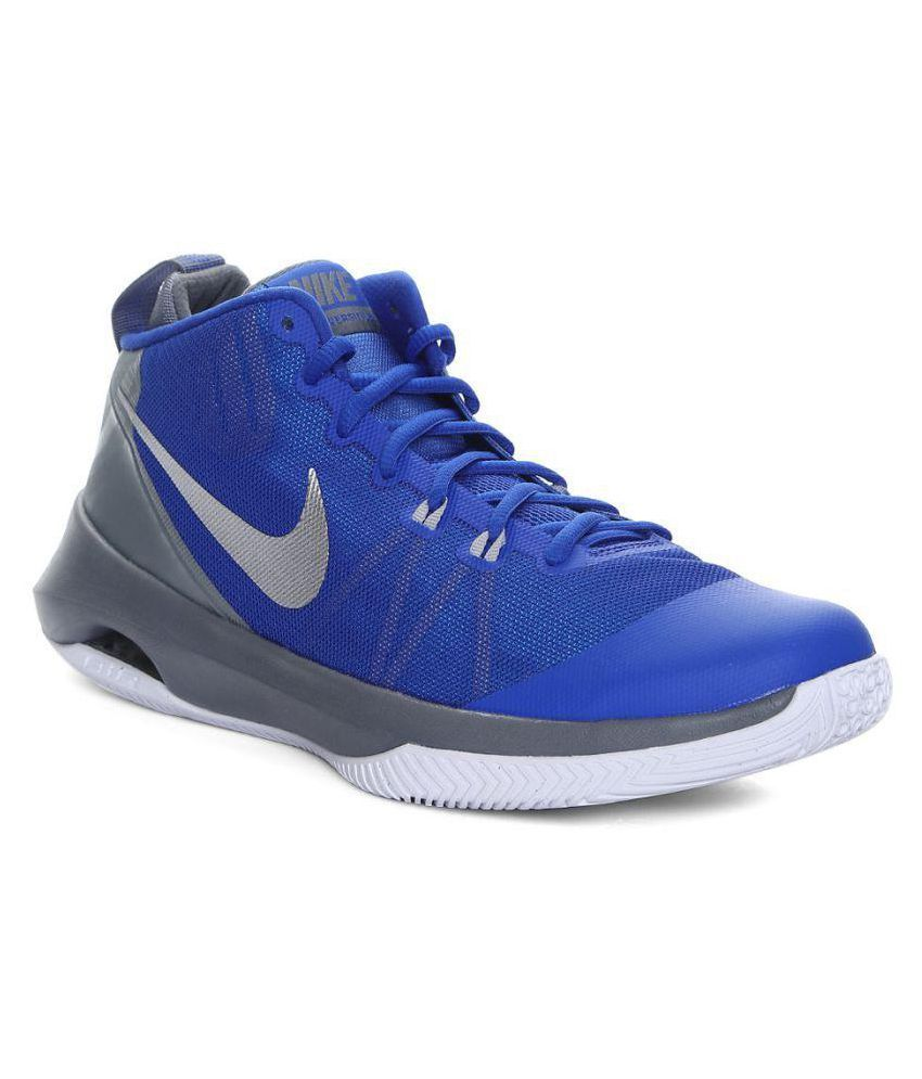 Nike Versitile Air Buy Blue Basketball Shoes tshQrdC