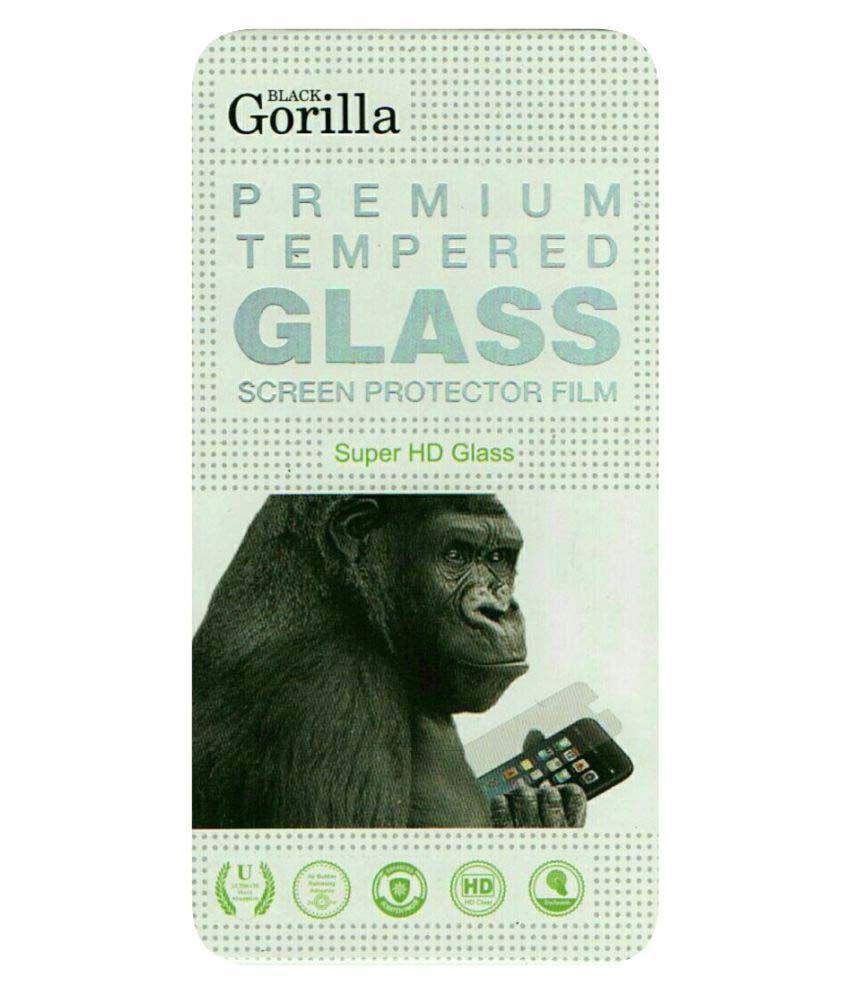 Asus Zenfone 2 Laser ZE500KL Tempered Glass Screen Guard By Black Gorilla