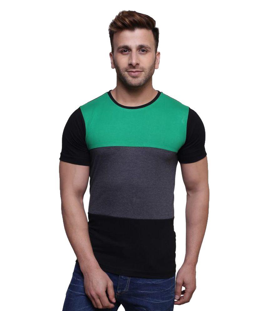 Ess Bee Multi Round T-Shirt