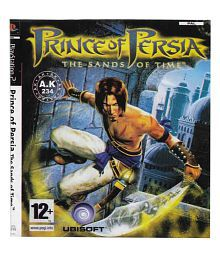 Prince Of Paria The Sands Of Time PS2