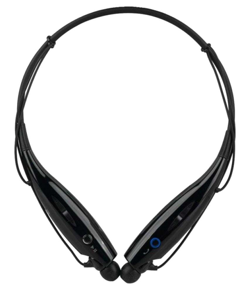 Shanice HBS1131 Wireless Bluetooth Headphone Black