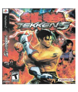 Buy Tekken 5 Ps2 Ps2 Online At Best Price In India Snapdeal
