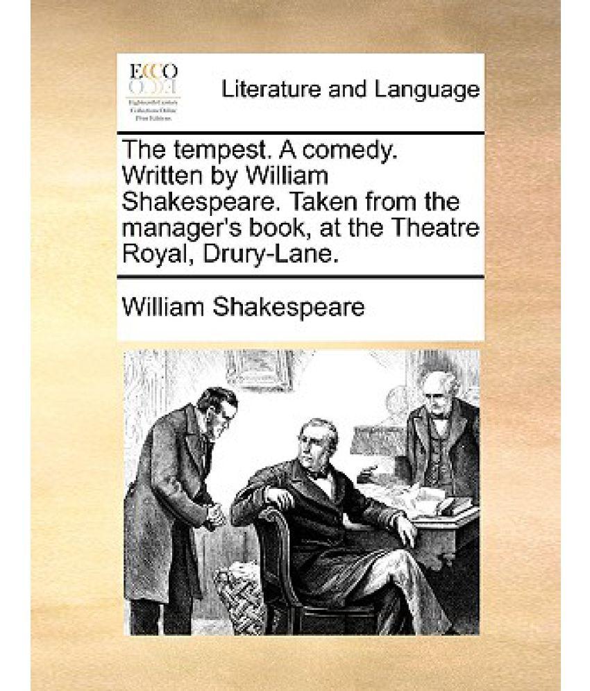 comedies written by shakespeare