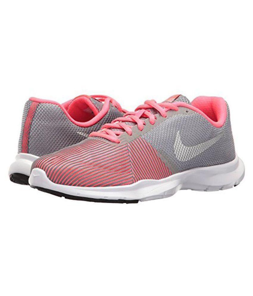 894e0862dfad8 Nike Flex Bijoux Gray Running Shoes Price in India- Buy Nike Flex Bijoux  Gray Running Shoes Online at Snapdeal