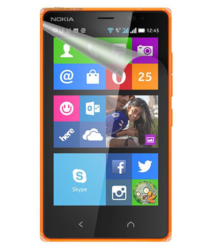 Nokia X2 Anti Shock Screen Guard By Snooky