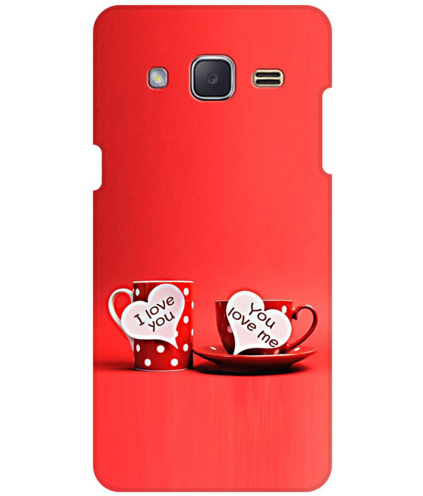 Samsung Galaxy j2 Printed Cover By SWANK THE NEW SWAG