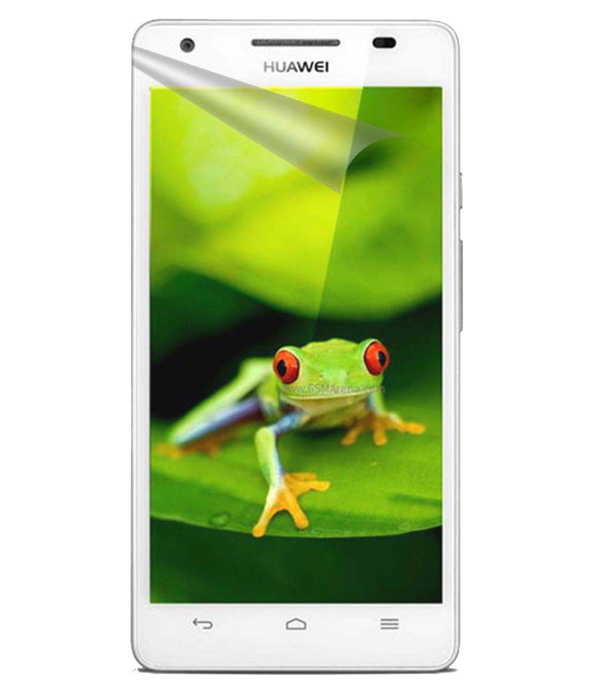 Huawei Honor Holly 3 Anti Shock Screen Guard By Snooky