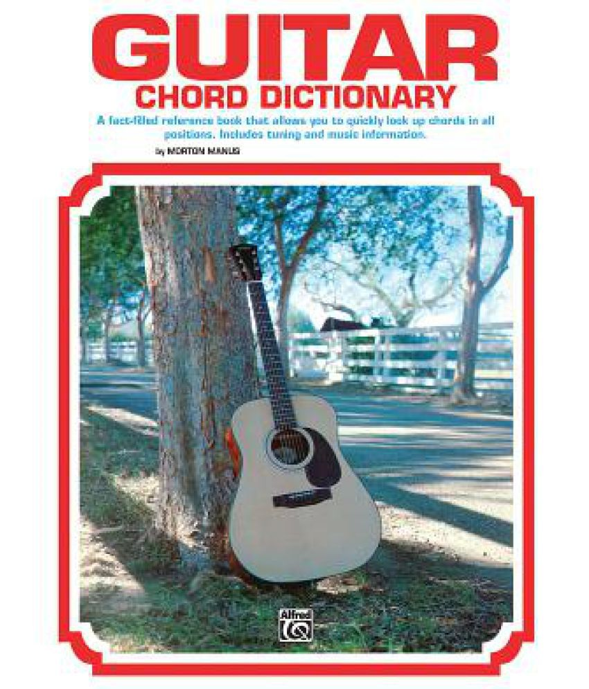 Guitar Chord Dictionary Buy Guitar Chord Dictionary Online At Low