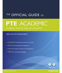 The Official Guide to Pte Academic (Pearson Test of English Academic)
