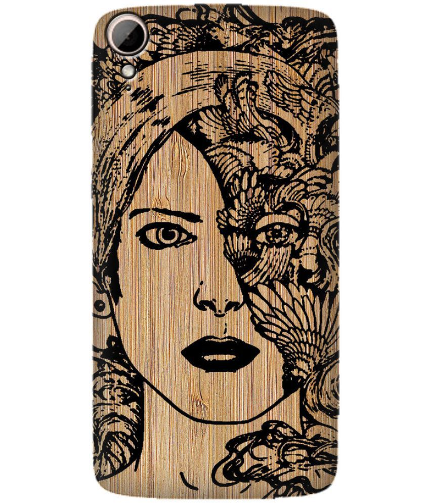 HTC Desire 828 Printed Cover By SWANK THE NEW SWAG