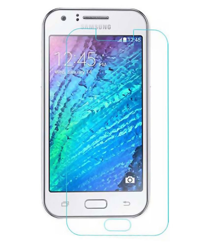 Samsung Galaxy J1 (2016) Tempered Glass Screen Guard By Zeddi