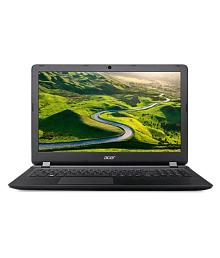 Acer E Series ES1-523-20DG Notebook (AMD APU E1- 4GB RAM- 1TB HDD- 39.62cm(15.6) Linux) (Black)