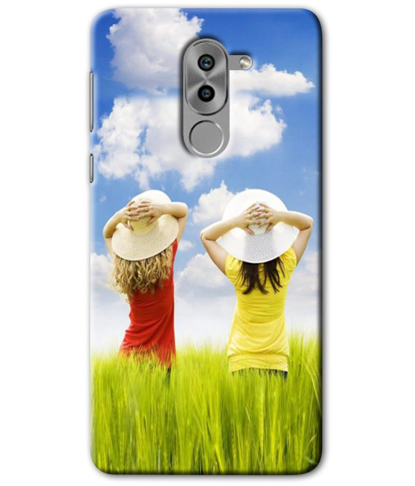 Huawei Honor 6X Printed Cover By Cell First